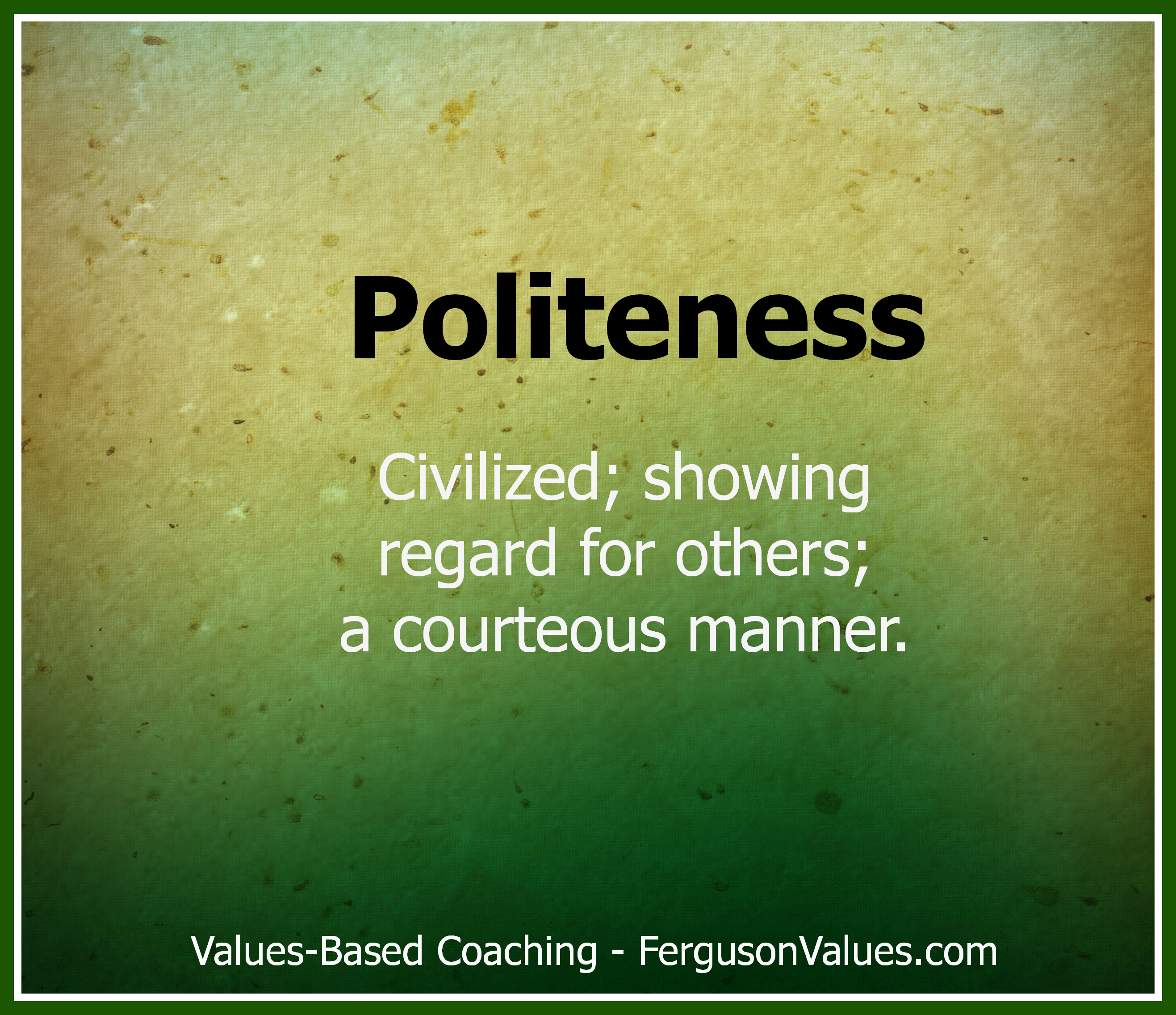 being polite I've really enjoyed reading this site i visited china on a school trip in 2000 and loved it however, being a group of unruly scottish teenagers we weren't.