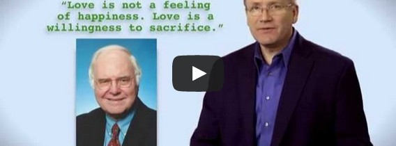 Values Quotes – Michael Novak on Sacrifice
