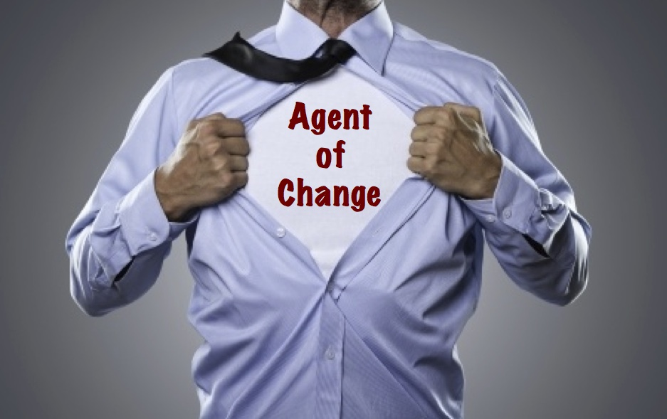 curriculum leader as change agent Sarily good change agents because being a change agent characteristics of the change leader— moral purpose, an understanding of the change process.