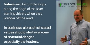 values-are-like-rumble-strips