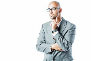 businessman-focused-and-pondering