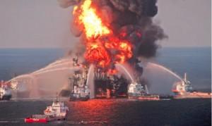 Horizon Deepwater oil spill April2010