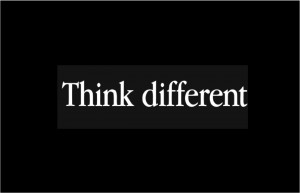 Learning-How-To-Think-Different